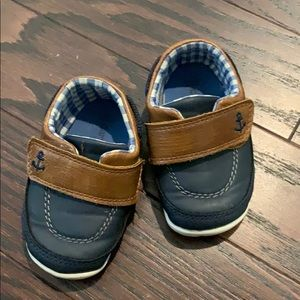 carter baby shoes